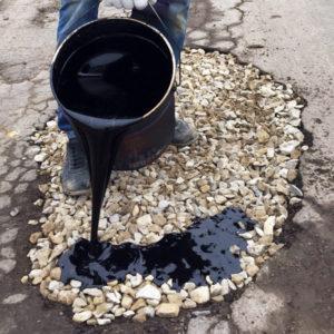 Ямочный ремонт дороги своими руками дешево быстро