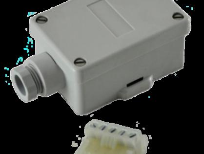 Подключение датчика наружной температуры Protherm Klom 17