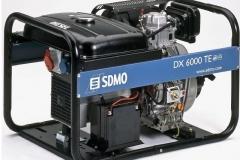 el_10 Мобильный генератор SDMO