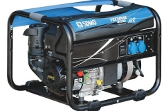 el_11 Мобильный дизельный генератор SDMO