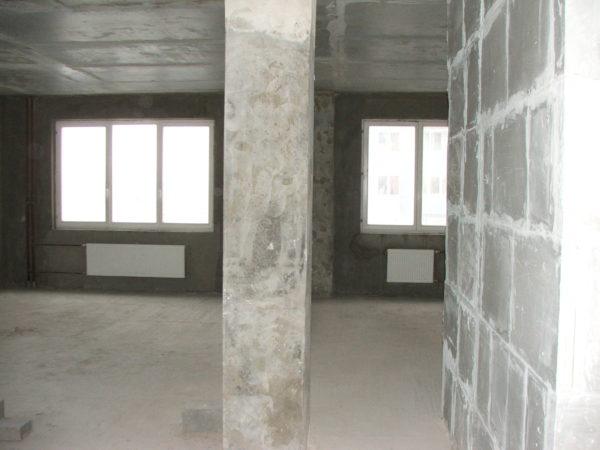 Новая квартира. Обмер помещения