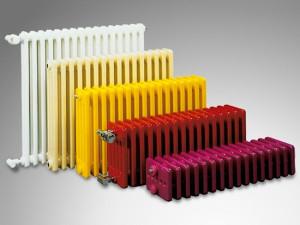 Дизайнерские чугунные радиаторы