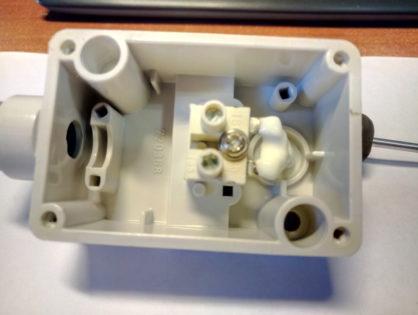 Датчик наружной температуры Protherm 0020040797. Расчет и устройство.
